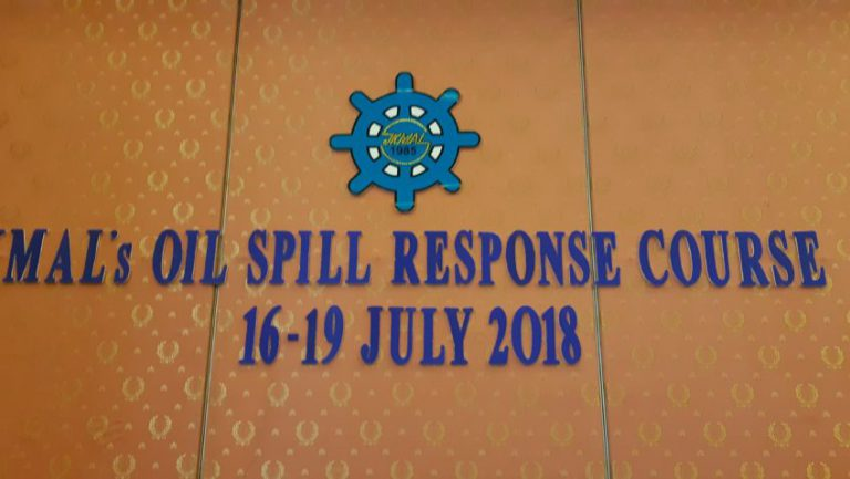 IKMAL's Oil Pollution Preparedness, Response & Cooperation (OPRC) IMO Level 2 Oil Spill Response (OSR) Course – July 2018