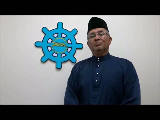 Ucapan Hari Raya 2016 oleh Presiden IKMAL, Dato' Abd Jamil Murshid